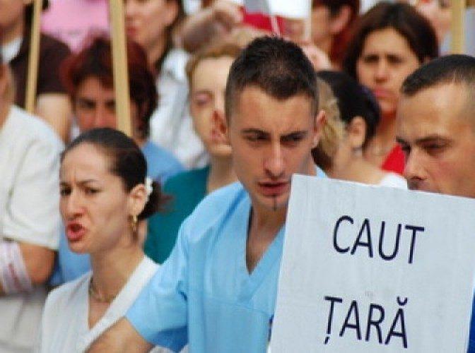 Protest la Spitalul Județean Reșița! Angajații sunt nemulțumiți că sporurile le-au fost reduse