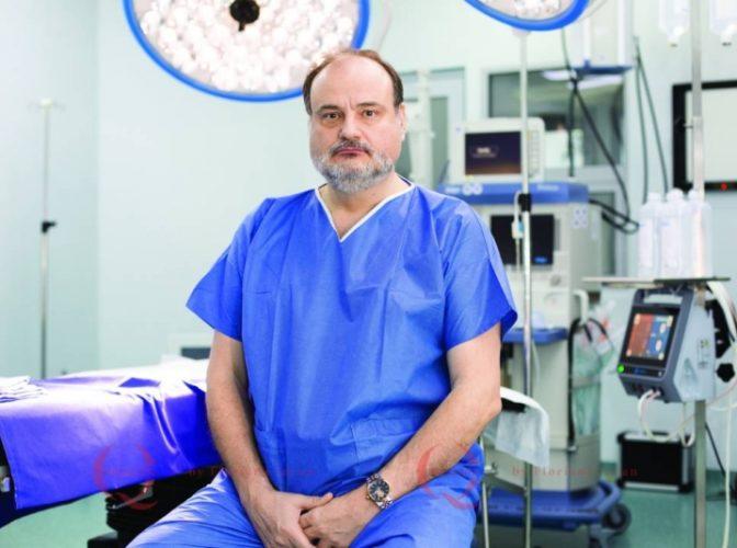 Medicul Horaţiu Moldovan, de la Spitalul Clinic Sanador, mărturii despre operaţiile pe inimă: 'Când sunt complicații, da, poate dura și 18 ore'
