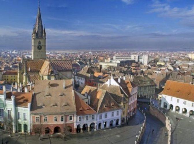 Lucrări de securitate la aeroport și gărzi dublate la Spitalul din Sibiu cu ocazia Summit-ului