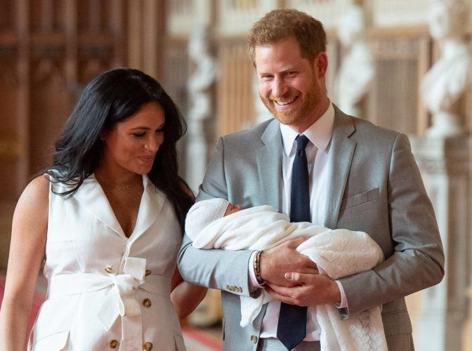 SURPRIZA de pe certificatul de naştere al bebeluşului regal: Dezvăluire despre Meghan Markle