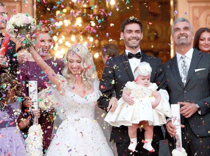 """Cum a mers darul la """"Nunta în paradis""""! Invitaţii Andreei Bălan au fost generoşi, cât a strâns a vedeta după masă şi dans"""