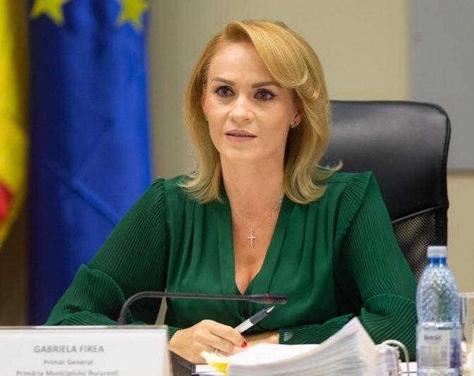 Gabriela Firea, precizări în scandalul spitalului de copii: 'Primăria Capitalei are o contribuție la realizarea acestui proiect'