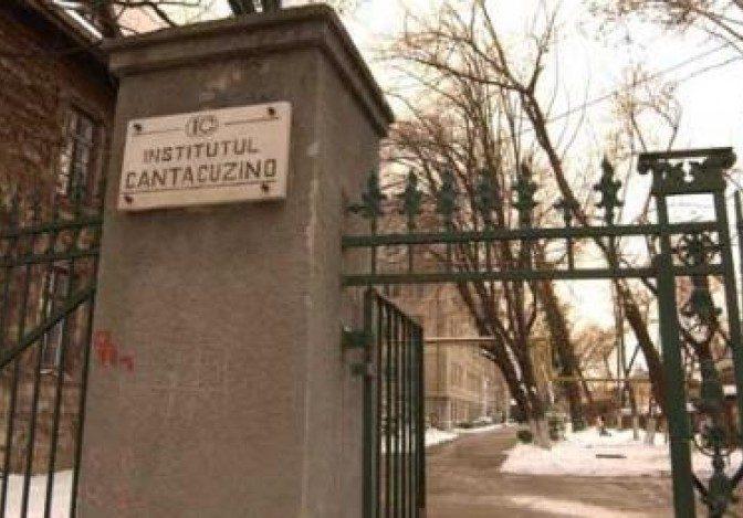 Guvernul vrea să repună pe roţi Institutul Cantacuzino cu bani UE - 150 de milioane de euro înregistrează proiectul aflat în lucru