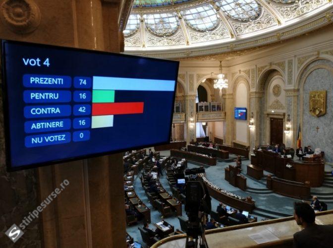 BREAKING Cu liberalii plecați să-și găsească premier, PSD + UDMR au modificat radical în Senat controversata OUG pe sănătate