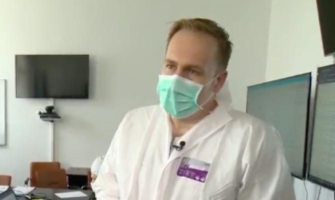 VIDEO Victor Costache, despre coronavirus: 'Prioritar, e să fim cu un pas înaintea bolii. Deocamdată, facem față cu ușurință cazurilor'