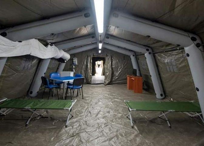 Spitalul militar ROL 2 din Otopeni a fost declarat OPERAŢIONAL de către MApN - La eveniment a fost prezent şi preşedintele ţării