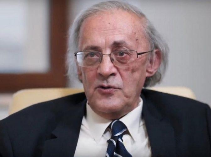 Vasile Astărăstoae, fost președinte al Colegiului Medicilor: Nimeni nu știe cu adevărat mortalitatea. OMS a acționat iresponsabil, urmat orbește de guverne